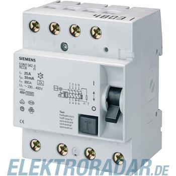Siemens FI-Schutzschalter >N< 5SM1342-6