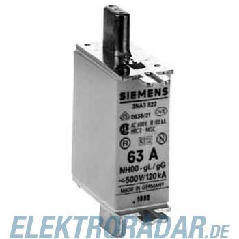 Siemens NH-Sicherungseinsatz GL/GG 3NA3803