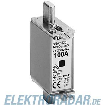Siemens NH-Sicherungseinsatz GL/GG 3NA3814