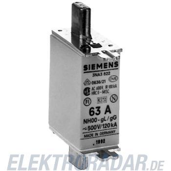 Siemens NH-Sicherungseinsatz gL/gG 3NA3822-7