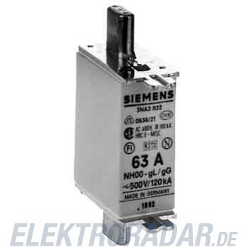 Siemens NH-Sicherungseinsatz GL/GG 3NA3122