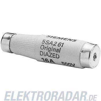 Siemens DIAZED-Sicherungseinsatz 5SA261