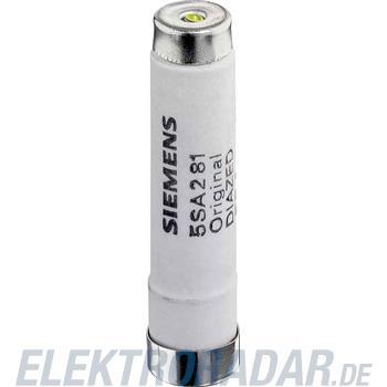 Siemens DIAZED-Sicherungseinsatz 5SA281