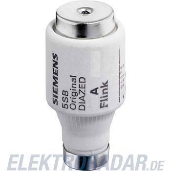 Siemens DIAZED-Sicherungseinsatz 5SB211