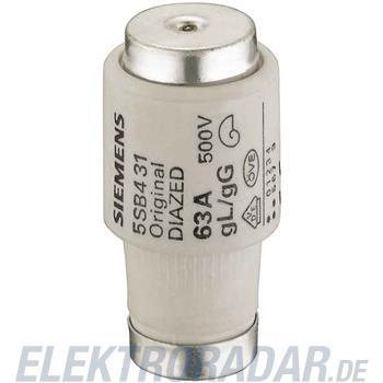 Siemens DIAZED-Sicherungseinsatz 5SD608
