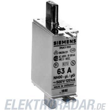 Siemens NH-Sicherungseinsatz GL/GG 3NA3812