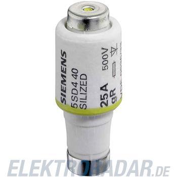 Siemens SILIZED-Sicherungseinsatz 5SD460
