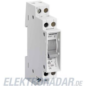 Siemens Ausschalter 1 pol. >N< 5TE7111