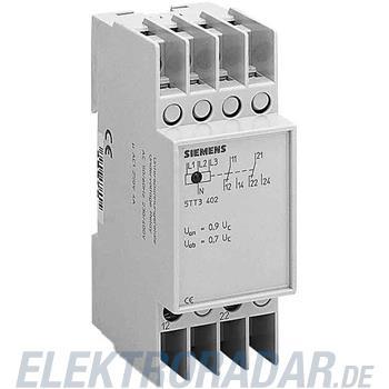 Siemens Spannungsrelais >N< 5TT3402
