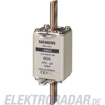 Siemens NH-Sicherungseinsatz GL/GG 3NA3224-6