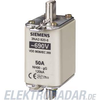 Siemens NH-Sicherungseinsatz GL/GG 3NA3820-7