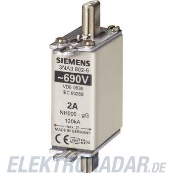Siemens NH-Sicherungseinsatz GL/GG 3NA3802