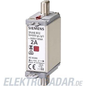 Siemens NH-Sicherungseinsatz GL/GG 3NA6802