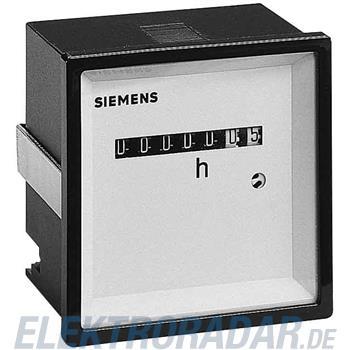Siemens Zeitzähler 72x72mm AC230V 7KT5604