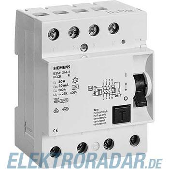 Siemens FI-Schutzschalter >N< 5SM1342-6KK03