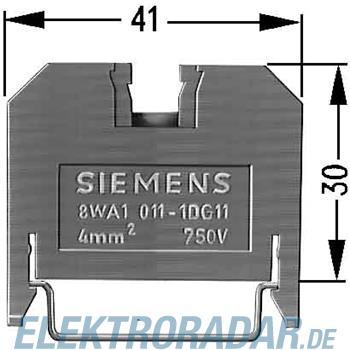 Siemens Durchgangsklemme 8WA1011-1BG11