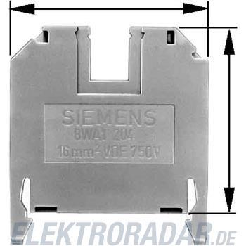 Siemens Durchgangsklemme 8WA1204
