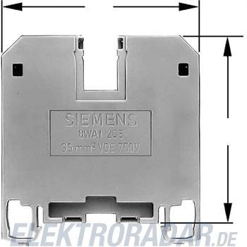 Siemens Durchgangsklemme 8WA1205