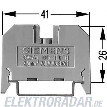 Siemens Durchgangsklemme 8WA1011-1DF11