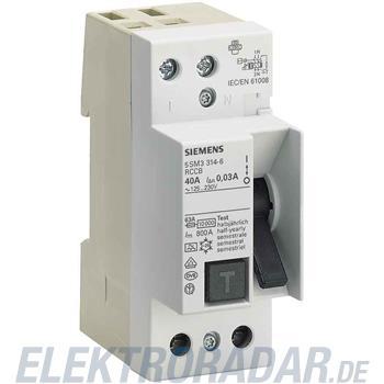 Siemens FI-Schalter 5SM3316-6KK12