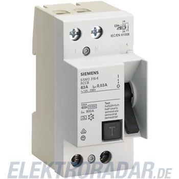 Siemens FI-Schutzschalter 5SM3316-6