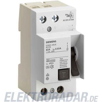 Siemens FI-Schutzschalter 5SM3317-6