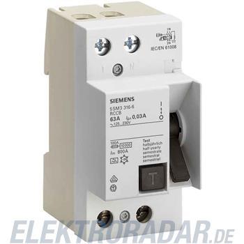 Siemens FI-Schutzschalter 5SM3617-6