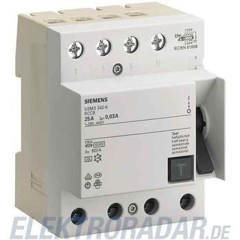 Siemens FI-Schutzschalter 5SM3342-6
