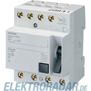 Siemens FI-Schutzschalter 5SM3346-4