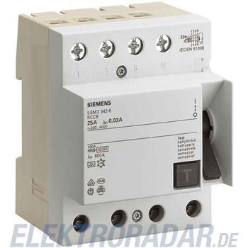 Siemens FI-Schutzschalter 5SM3342-6KK03