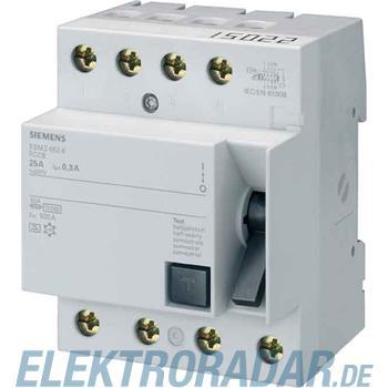 Siemens FI-Schutzschalter 5SM3652-6
