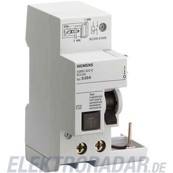 Siemens FI-Schutzschalter 5SM2627-8