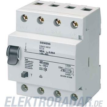 Siemens FI-Schutzschalter 5SM3345-6