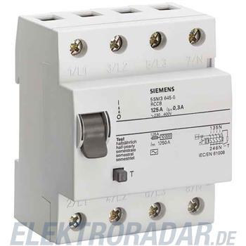Siemens FI-Schutzschalter 5SM3645-6