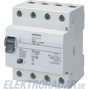 Siemens FI-Schutzschalter 5SM3645-8