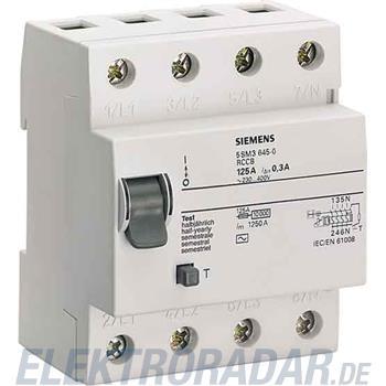 Siemens FI-Schutzschalter 5SM3745-6
