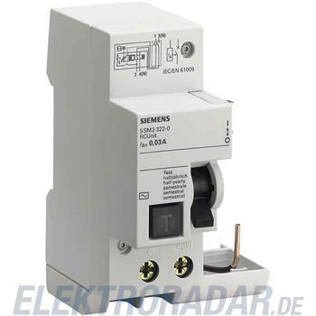 Siemens FI-Auslöser 2-polig 30mA 5SM2322-6