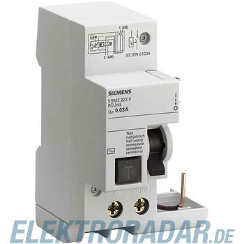 Siemens FI-Auslöser 2-polig 30mA 5SM2325-6