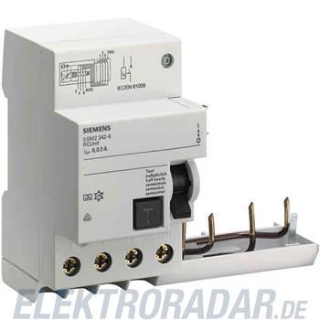 Siemens FI-Auslöser 4-polig 30mA 5SM2342-6