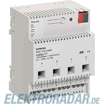 Siemens Lastschalter EIB 5WG1510-1AB03