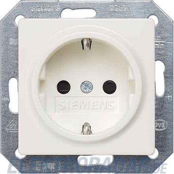 Siemens Schuko-Dose m.Kindersch. 5UB1558