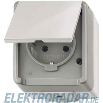 Siemens Schuko-Dose m.Klappd. AP 5UB4711