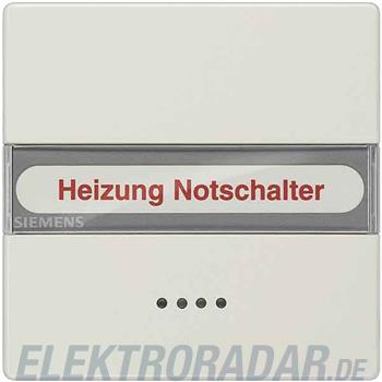 Siemens Wippe m.Schild Heiz.-Not. 5TG7155
