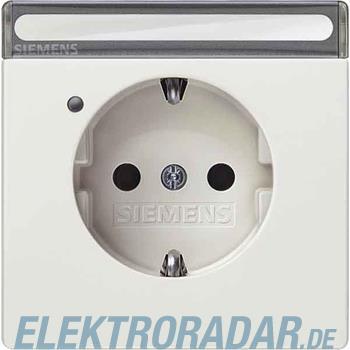 Siemens Schuko-Dose m.Betriebsanz. 5UB1854