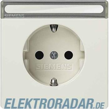 Siemens Schuko-Dose m.Schriftfeld 5UB1856