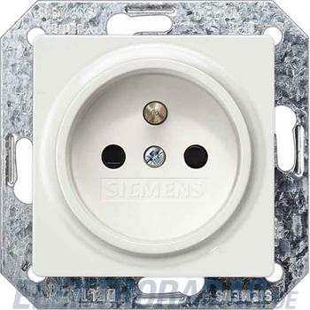 Siemens Schuko-Dose 2pol. 10/16A 5UB1918
