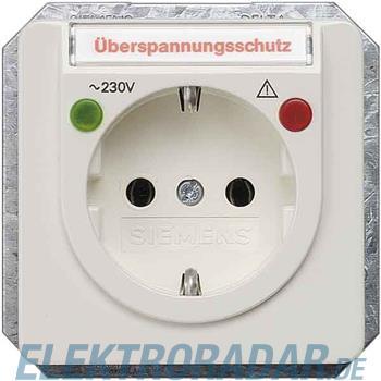 Siemens Schuko-Dose m.Ü-Sp.schutz 5UB1486