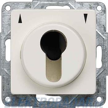 Siemens Jalousie-Schlüsselschalter 5TA7681