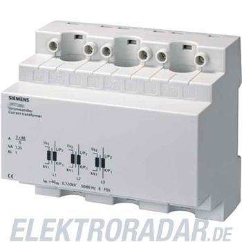 Siemens Stromwandler AC3x150/5A 7KT1202
