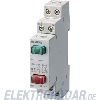 Siemens Taster, 1S+1S 20A 2TASTEN 5TE4840